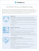 Top 25 ways to extend your telehealth investment (PDF)