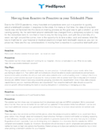 Moving from reactive to proactive pdf
